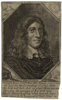 Robert Loveday, by or after William Faithorne - NPG D42458