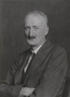 Sir John Hammond, by Walter Stoneman - NPG x168097