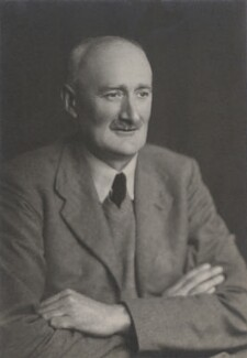 Sir John Hammond, by Walter Stoneman - NPG x168098