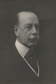 Lewis Harcourt, 1st Viscount Harcourt, by Walter Stoneman - NPG x168115