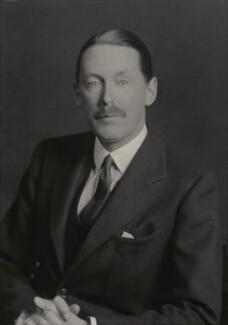 Alexander Henry Louis Hardinge, 2nd Baron Hardinge of Penshurst, by Walter Stoneman - NPG x168123