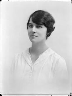 Gertrude Annie Turquand (née Caulkin), by Bassano Ltd - NPG x158336