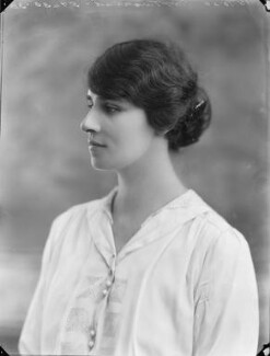 Gertrude Annie Turquand (née Caulkin), by Bassano Ltd - NPG x158337