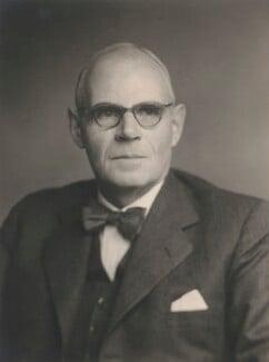 Sir Charles Robert Harington, by Walter Stoneman - NPG x168133