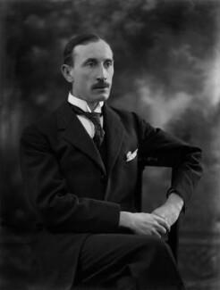 Prince Leopold Marie Charles Edouard Emmanuel de Croy, by Bassano Ltd - NPG x158352