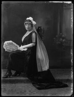 Saidie (née Merton), Lady Pain, by Bassano Ltd - NPG x158364