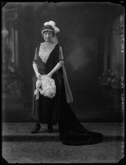 Saidie (née Merton), Lady Pain, by Bassano Ltd - NPG x158366