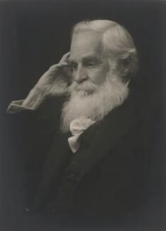 James Rendel Harris, by Walter Stoneman - NPG x168162