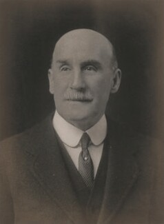 Martin Bladen Hawke, 7th Baron Hawke, by Walter Stoneman - NPG x168206