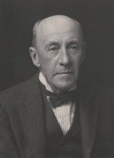 Sir Anthony Hope (Anthony Hope Hawkins), by Walter Stoneman - NPG x168213