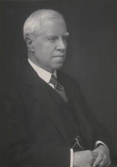 Sir Thomas Little Heath, by Walter Stoneman - NPG x168239