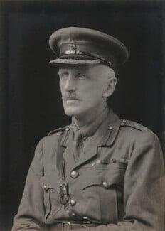 Sir (Walter) Coote Hedley, by Walter Stoneman - NPG x168240