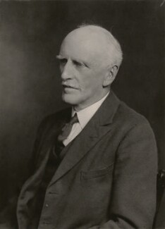 Sir (Walter) Coote Hedley, by Walter Stoneman - NPG x168241