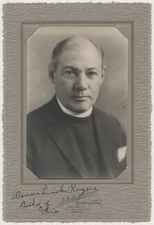 Warren Lincoln Rogers, by D.D. Spellman - NPG x159431