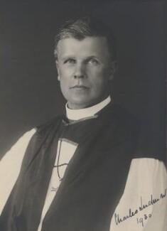 Charles John Godfrey Saunders, by James Russell & Sons - NPG x159446