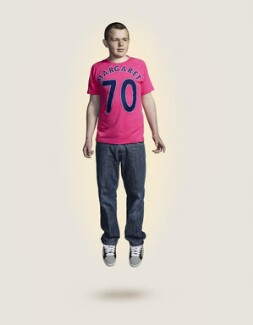 London 2012 Torch Bearer: Callum Pattinson, by Nadav Kander - NPG P1813