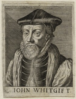 John Whitgift, after Unknown artist - NPG D42478