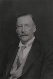 Dennis Henry Herbert, 1st Baron Hemingford, by Walter Stoneman - NPG x168274