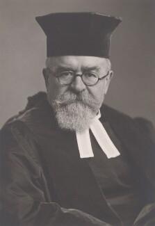 Joseph Herman Hertz, by Walter Stoneman - NPG x168280