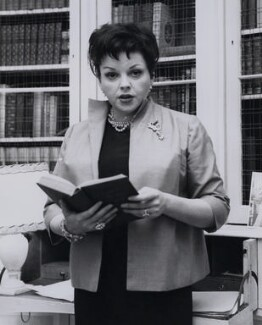 Judy Garland, by Bob Collins - NPG x136601
