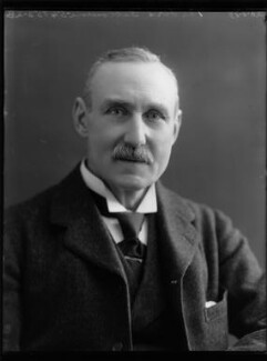 William Waldegrave Palmer, 2nd Earl of Selborne, by Bassano Ltd - NPG x158491