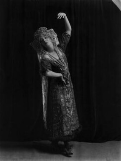 Tamara Swirskaya, by Bassano Ltd - NPG x158520