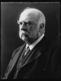 Alexander Hugh Bruce, 6th Baron Balfour of Burleigh, by Bassano Ltd - NPG x158575