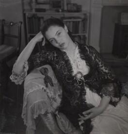 Rhoda Helen ('Dodie') Masterman, by Francis Goodman - NPG Ax39635