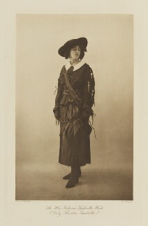 Vita Sackville-West, by Speaight Ltd, published by  Hudson & Kearns Ltd - NPG Ax135793