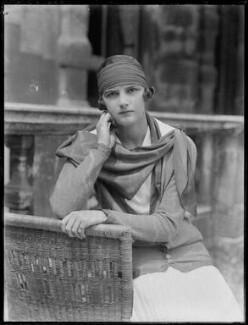 Eileen Vivian Bennett (later Mrs Fearnley-Whittingstall), by Bassano Ltd - NPG x158623