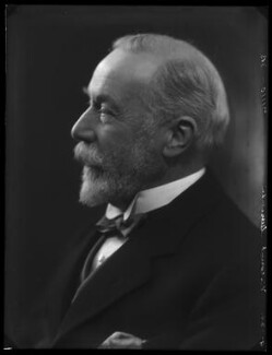 James William Lowther, 1st Viscount Ullswater, by Bassano Ltd, 9 January 1929 - NPG x158651 - © National Portrait Gallery, London