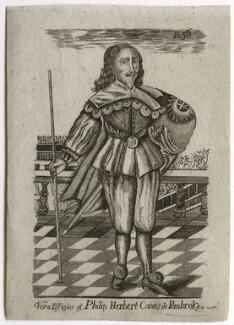 Philip Herbert, 4th Earl of Pembroke, after Unknown artist - NPG D42489