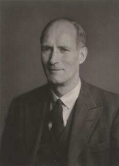 Christopher Hinton, Baron Hinton of Bankside, by Walter Stoneman - NPG x168327