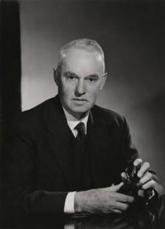 Sir Edmund Langley Hirst, by Walter Bird - NPG x168333