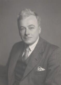 Charles Rider Hobson, Baron Hobson, by Walter Stoneman - NPG x168343