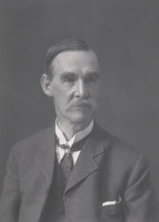 Ernest William Hobson, by Walter Stoneman - NPG x168344
