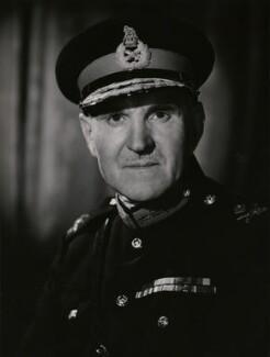 Adrian Price Webley Hope, by Walter Bird, 19 May 1964 - NPG x168405 - © National Portrait Gallery, London
