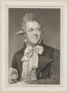 Henry Gatti as Papillion in Foote's 'The Liar', by Thomas Anthony Dean, after  Thomas Charles Wageman, published by  Simpkin and Marshall - NPG D38697