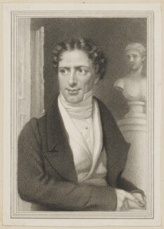 Henry Erskine Johnston as Sir Robert Ramble in Mrs Inchbald's 'Every One has His Faults', by William Holl Sr, after  Thomas Charles Wageman, published by  Simpkin and Marshall - NPG D38698