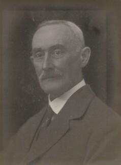 Sir Alexander Cruikshank Houston, by Walter Stoneman - NPG x168432