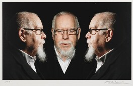 Peter Blake, by John Swannell - NPG P1704