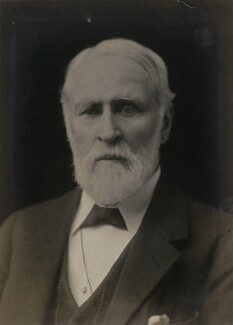 Sir George Burton Hunter, by Walter Stoneman - NPG x168496