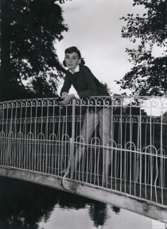 Audrey Hepburn, by Raymond Voinquel - NPG x136633