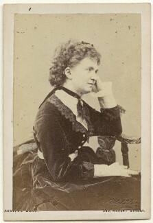 Wilma Norman-Neruda, by Adolphe Paul Auguste Beau - NPG x136635