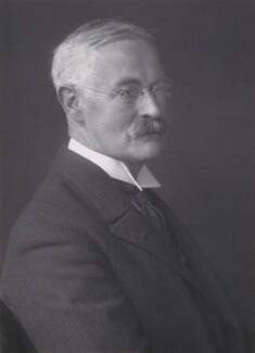Sir Percy Angier Hurd, by Walter Stoneman - NPG x168504