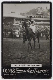 Lord Hugh William Grosvenor, published by Ogden's - NPG x136658