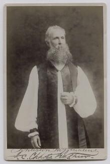 Jabez Cornelius Whitley, by Johnston & Hoffmann - NPG x159612