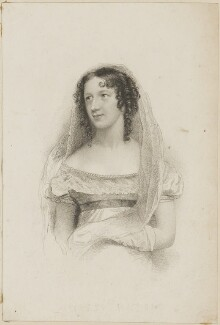 Mary Ann Paton (Mrs Wood), engraved by Thomas Woolnoth, drawn by  Thomas Charles Wageman - NPG D42500