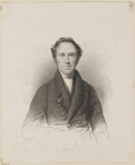 John Pye Smith, by William Thomas Fry, published by  B.J. Holdsworth, after  Thomas Charles Wageman - NPG D42502