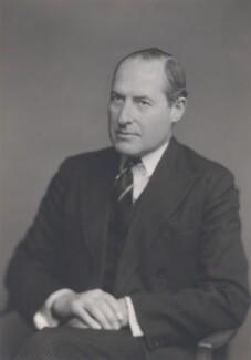 Sir Harry Braustyn Hylton Hylton-Foster, by Walter Stoneman - NPG x168517